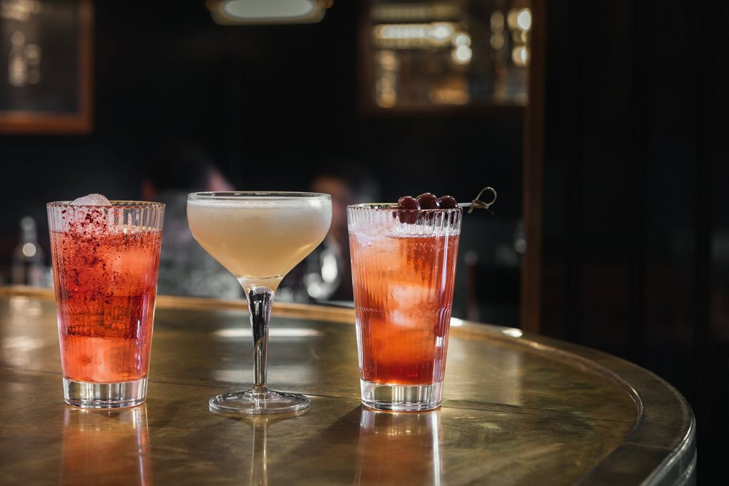Cocktails in London, Manchester & Edinburgh
