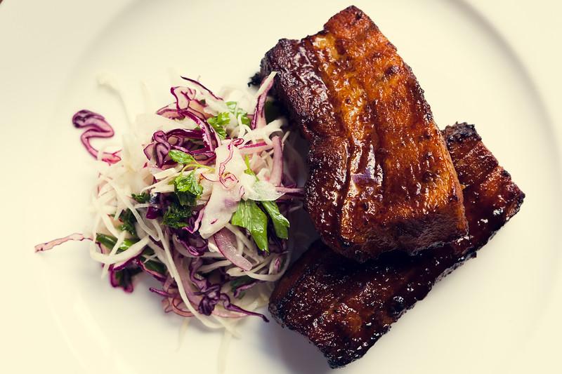 Tamworth belly ribs Hawksmoor recipe