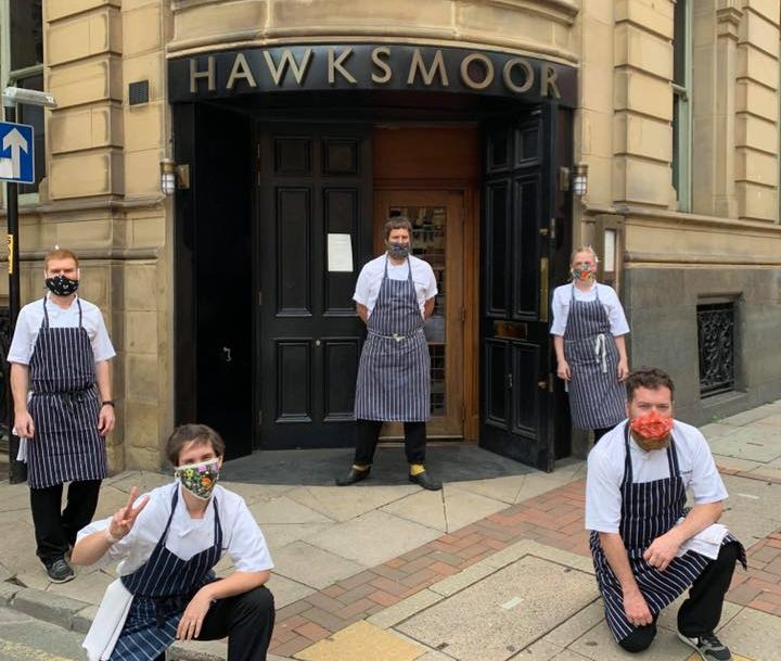 Hawksmoor Manchester cooks for those in need