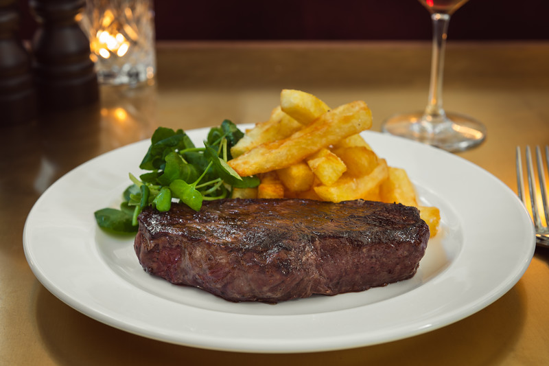Best steak and chips